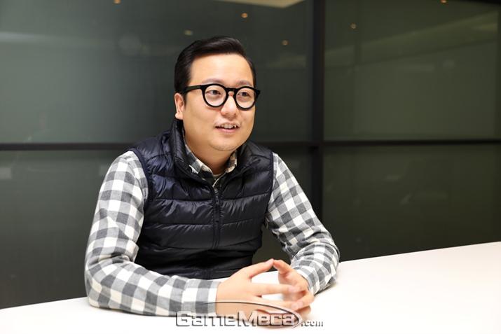 엔씨소프트 오정민 사업팀장 (사진제공: 엔씨소프트)