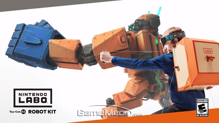 토이콘을 이용해 거대 로봇을 조종할 수 있는 로봇 팩 (사진출처: 게임 공식 웹사이트)