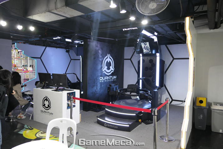 이제는 그리 낯설지 않은 게임센터의 VR 체험