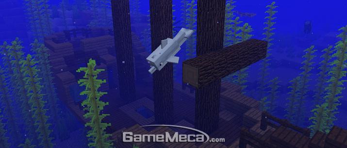 PS 비타와 Wii U에 대한 업데이트 지원을 선언한 '마인크래프트' (사진출처: 게임 공식 홈페이지)
