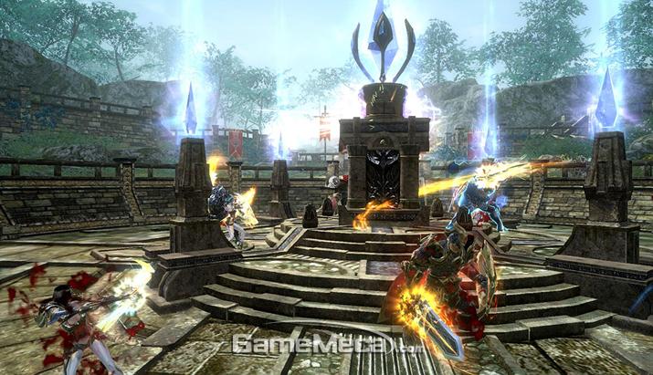 '1:1 거래'와 '장원'을 통한 성인용 MMORPG '카이저' (사진출처: '카이저' 공식 홈페이지)