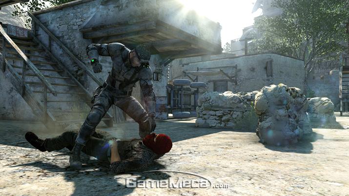 2013년 발매된 '스플린터 셀: 블랙리스트' 스크린샷 (사진출처: 게임 공식 홈페이지)