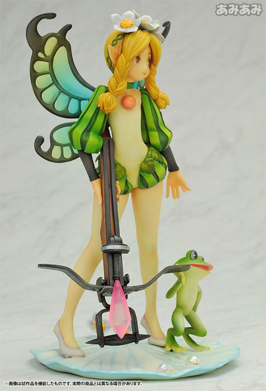나비를 연상시키는 날개와 석궁의 디테일이 눈에 띈다 (사진출처: 아미아미 글로벌 홈페이지)