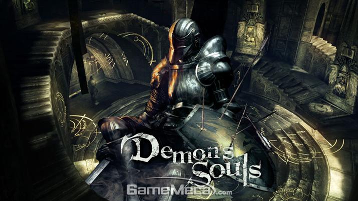 '데몬즈 소울' 공식 홍보 이미지 (사진출처: 프롬소프트웨어 공식 홈페이지)
