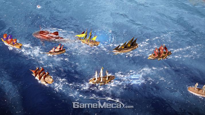 항해를 필두로 한 '모험'은 '로스트아크'의 주력 콘텐츠다 (사진출처: 게임 공식 홈페이지)