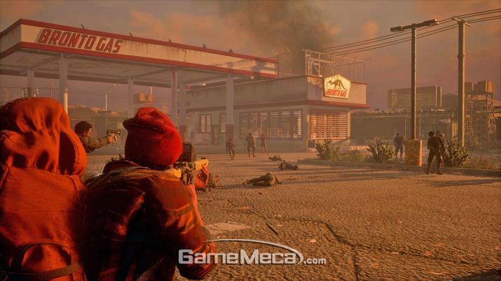 '스테이트 오브 디케이 2' 스크린샷 (사진출처: 게임 공식 웹사이트)