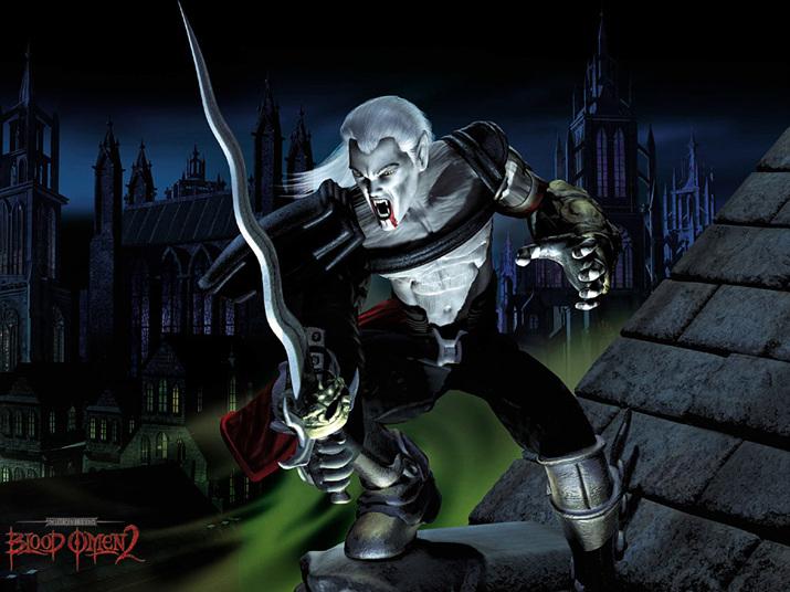 '블러드 오멘'의 주인공 '케인'은 '더 카운트'의 뱀파이어와 달리 이유 있는 악당으로 묘사된다 (사진출처: 위키피디아)
