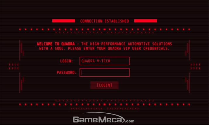 이와 같이 숨겨진 페이지에 접속할 수 있다 (사진출처: Xbox 미디어 브리핑 영상 갈무리)