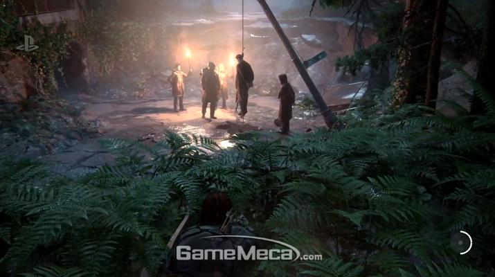 '라스트 오브 어스 파트2'를 비롯해 폭력적 장면이 많이 나왔던 소니 E3 컨퍼런스