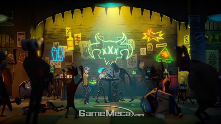 '애프터파티' 대표 이미지 (사진출처: 게임 공식 홈페이지)