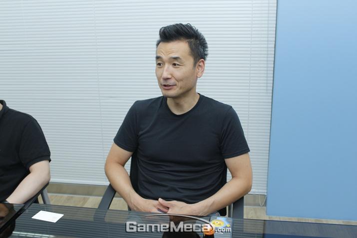 솔트랩 정세웅 대표 (사진: 게임메카 촬영)