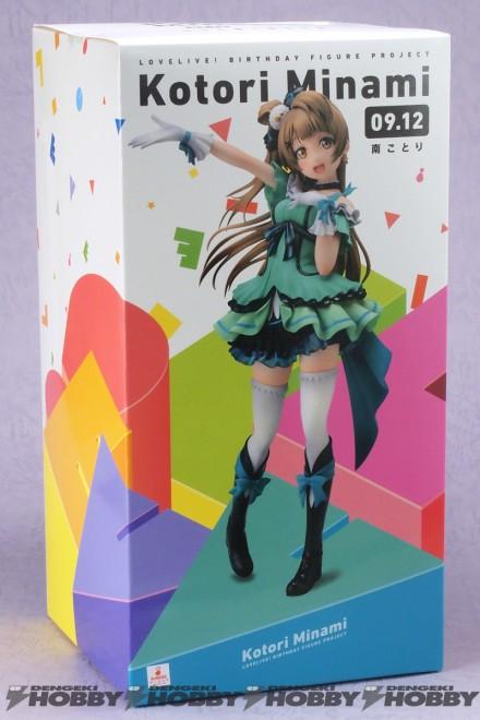 생일 피규어답게 박스에 캐릭터 생일이 표시되어 있는 것도 특징이다 (사진출처: 덴게키 하비 공식 홈페이지)