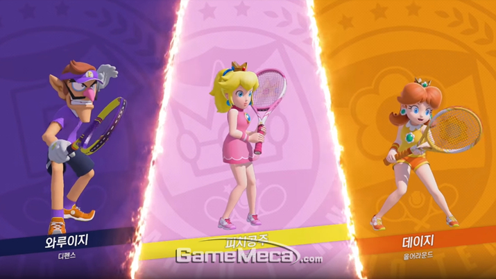 본작에선 총 18명의 캐릭터가 출전한다 (사진출처: 게임 공식 홈페이지)