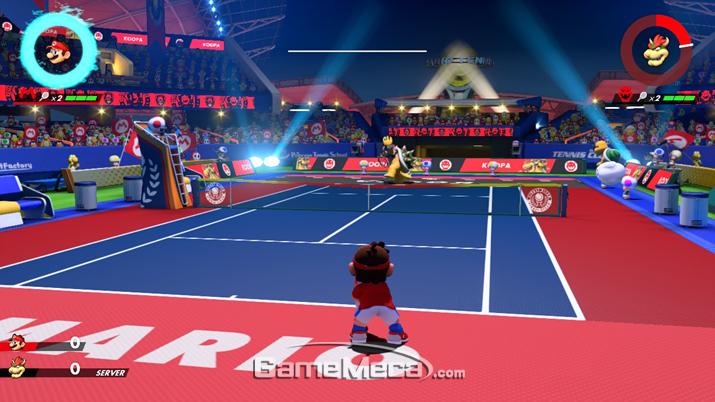 왼쪽 상단의 '에너지 게이지'가 이번 작품의 핵심 시스템이다 (사진출처: 게임 공식 홈페이지)