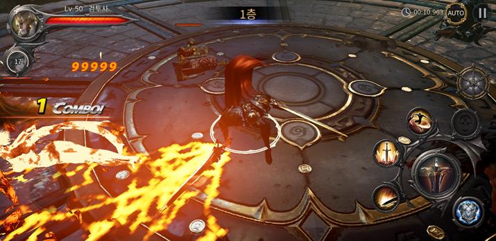 액션RPG 붐이 한풀 꺾인 상황에서, '블레이드 2'는 높은 완성도를 해법으로 내세웠다 (사진제공: 카카오게임즈)