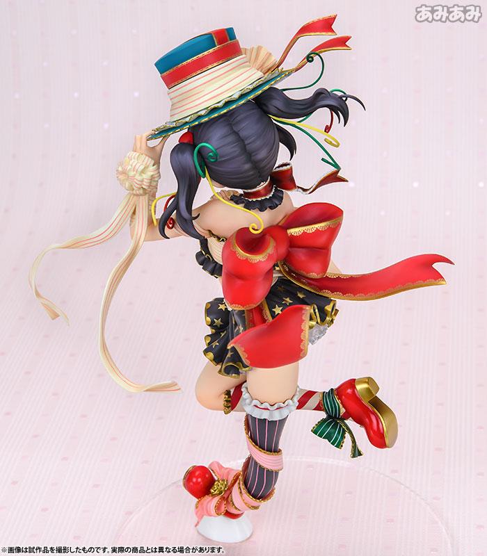 니코의 양갈래 머리도 잘 표현해 냈다. 얇은 실 같은 조형이 부러질 수 있으니 조심하자 (사진출처: 아미아미 공식 홈페이지)