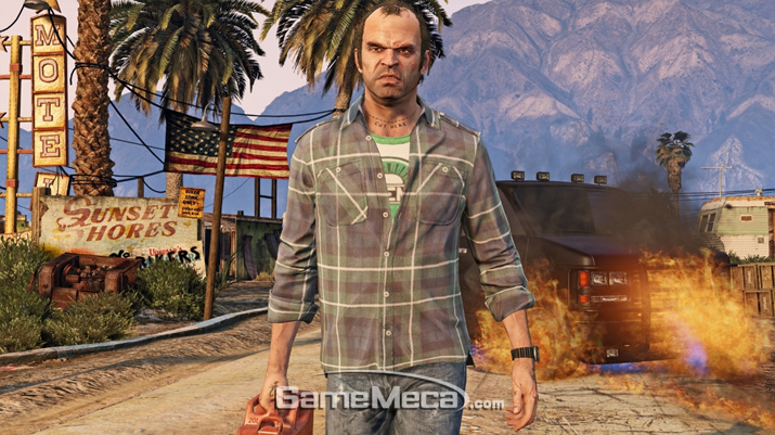 락스타게임즈가 'GTA 6' 발매 공지에 대해 해커의 장난이라고 답변했다 (사진출처: 게임 공식 홈페이지)