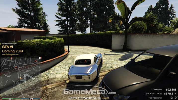 'GTA 온라인' 유저들에게 발송된 'GTA 6' 발매 관련 메시지 (사진출처: 락스타게임즈 공식 홈페이지)
