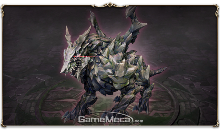 새롭게 추가된 필드보스 '지룡 코마보르' (사진출처: 게임 공식 홈페이지)