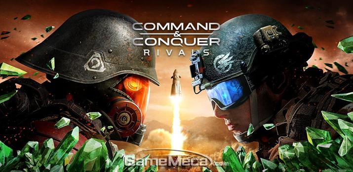 E3에 공개되기 무섭게 구설수에 오른 '커맨드 앤 컨커: 라이벌즈' (사진출처: EA 공식 블로그)
