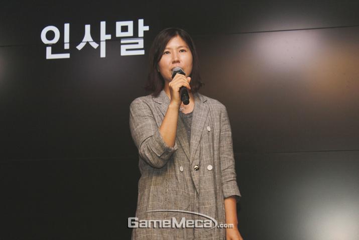 유니티코리아 김인숙 지사장