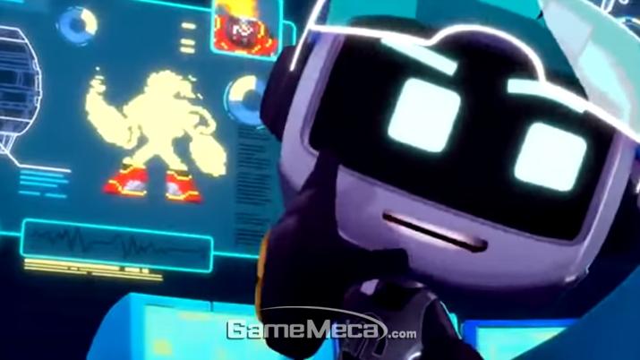 '메가맨: 풀리 차지드' 스크린 샷 (사진출처: 공식 유튜브 프리뷰 영상 갈무리)