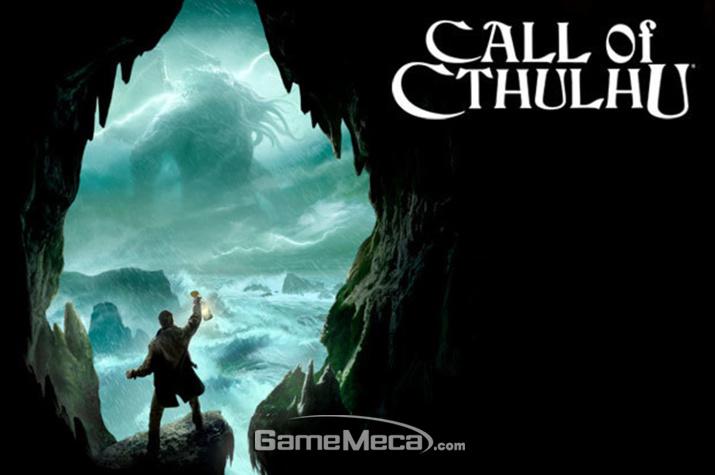 10월 30일 발매되는 '콜 오브 크툴루' (사진출처: 공식 홈페이지)