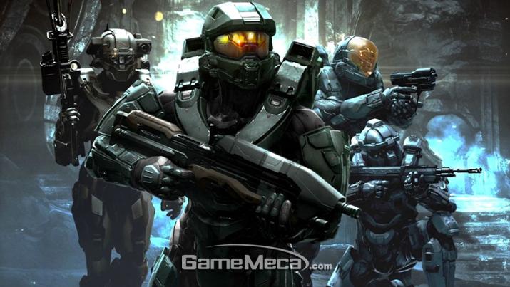 인류의 수호자 '마스터 치프'도 스파르탄이다 (사진출처: 게임 공식 홈페이지)
