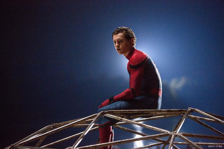 '언차티드' 영화에서 어린 네이선 역할을 맡는 톰 홀랜드 (사진출처: 소니픽쳐스 스파이더맨 홈커밍 공식 페이지)