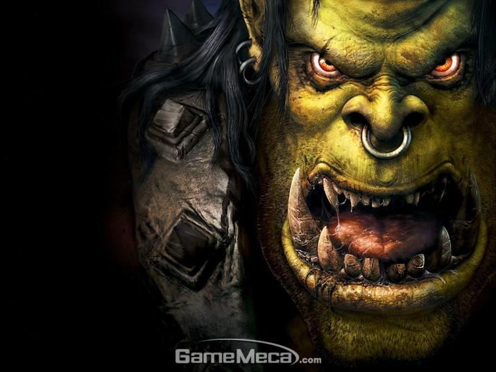 '워크래프트 3'의 실질적 주인공이었던 '오크' 영웅 '스랄' (사진출처: 블리자드 공식 홈페이지)