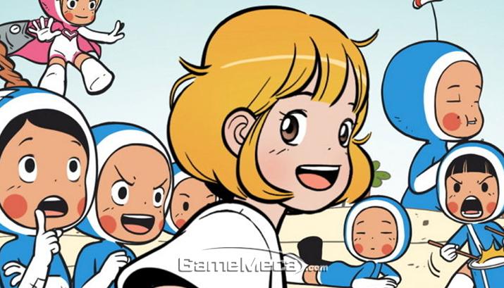 '유미의 세포들'은 네이버 인기 웹툰이다 (사진출처: 네이버 웹툰)