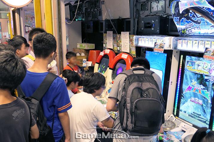 대만에서도 포켓몬의 인기는 최고