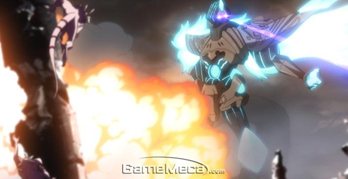 게임 내에는 애니메이션 컷씬도 상당수 들어가 있다 (사진제공: 스마일게이트)