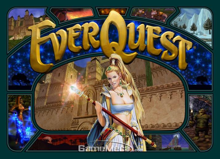 '에버퀘스트' 대표 이미지 (사진출처: 게임 공식 위키피디아)
