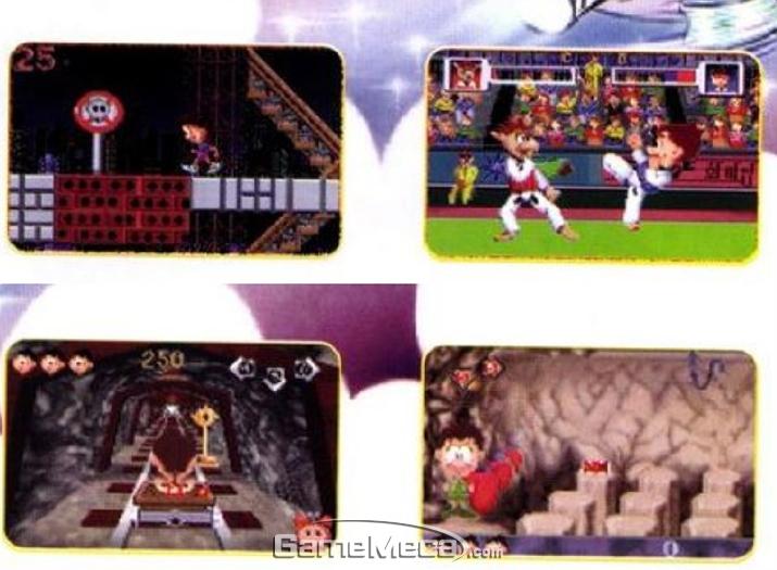 TV로 보던 기억이 새록새록 솟아나는 게임 스크린샷 (사진출처: 게임메카 DB)