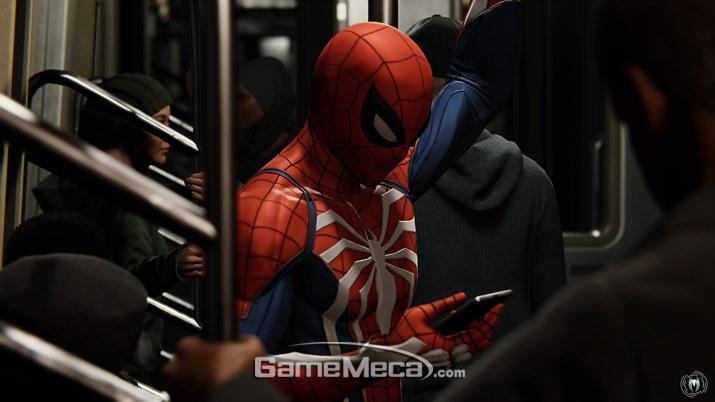 스파이더맨