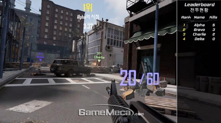 '스페셜포스 VR: 에이스' 대표 스크린샷 (사진제공: 드래곤플라이)