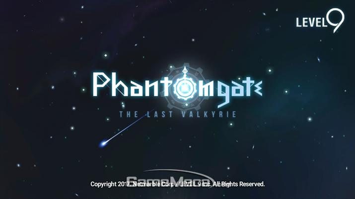 '팬텀게이트' 대기 화면 (사진: 게임메카 촬영)