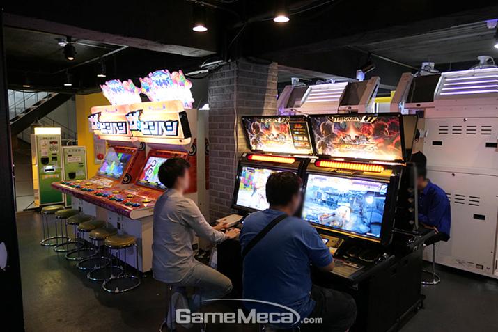 비디오 게임, 격투 게임은 최소한으로만