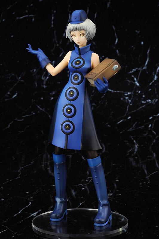 '페르소나 3' 벨벳룸의 주민 엘리자베스. 전통의 시작인 푸른 옷이 개성적이다 (사진출처: 아미아미 홈페이지)