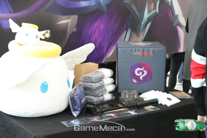 가장 상품이 다양했던 주사위 이벤트 (사진: 게임메카 촬영)