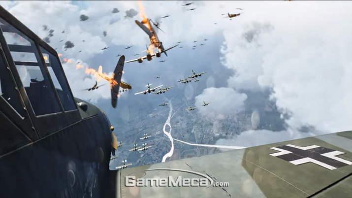 '배틀필드 5' 스크린샷 (사진출처: 공식 트레일러 영상 갈무리)