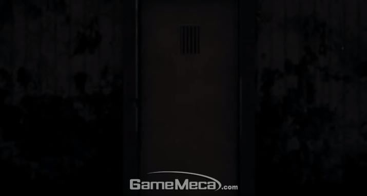 영상에 등장하는 살인마들과 닫히는 철문 (사진출처: 펍지 공식 유튜브 갈무리)