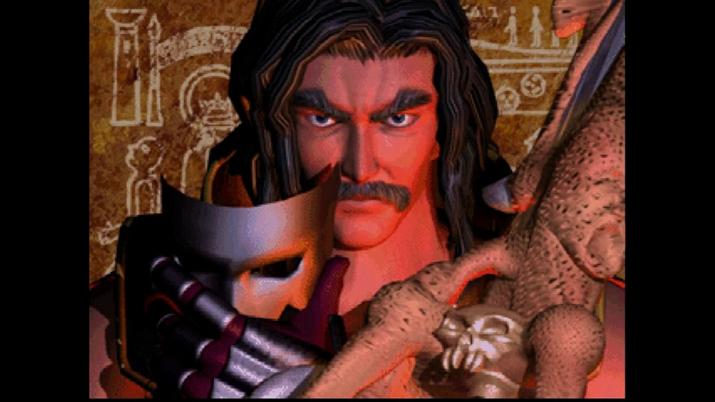 마검 '소울 엣지'를 지닌 저주받은 해적 '세르반테스' (사진출처: 위키피디아)