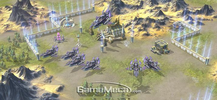 '창세기전: 안타리아의 전쟁'은 괜찮은 '전략게임' 이었다 (사진: 게임메카 촬영)
