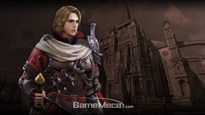성군 '실리안' 왕자 (사진출처: 게임 공식 홈페이지)