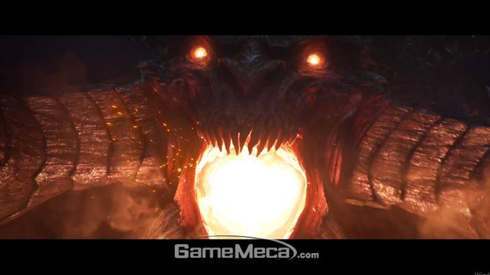 '디아블로 이모탈' 스크린샷 (사진출처: 블리즈컨 생방송 영상 갈무리)