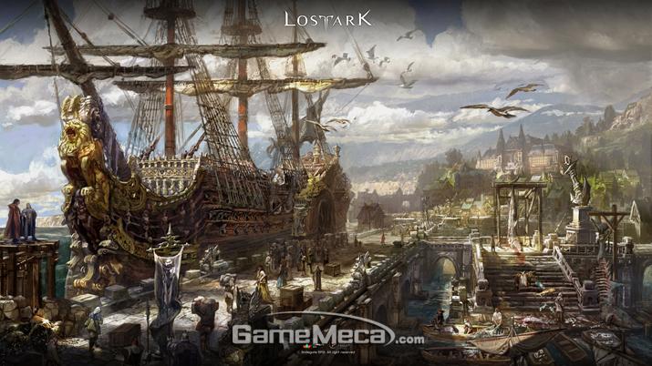 '로스트아크' 대표 이미지 (사진출처: 게임 공식 홈페이지)
