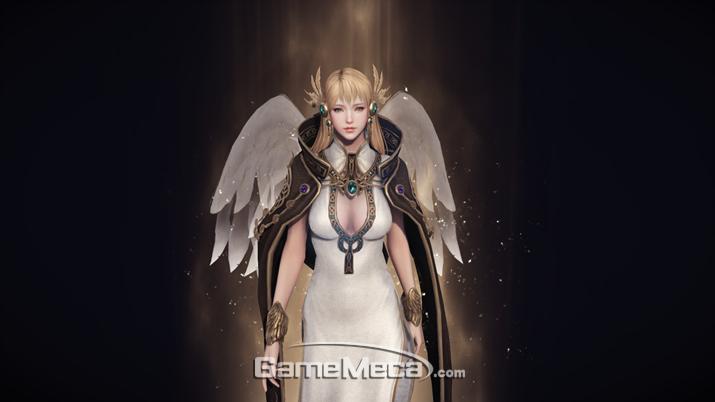 미형의 여자 캐릭터들은 '베아트리스'와 대부분 비슷하게 생겼다 (사진: 게임메카 촬영)
