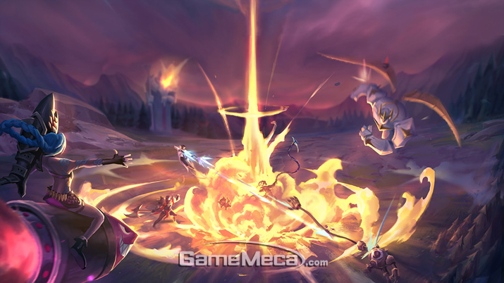 '리그 오브 레전드' 소환사 주문인 '순간이동'이 너프된다 (사진출처: 게임 공식 홈페이지)